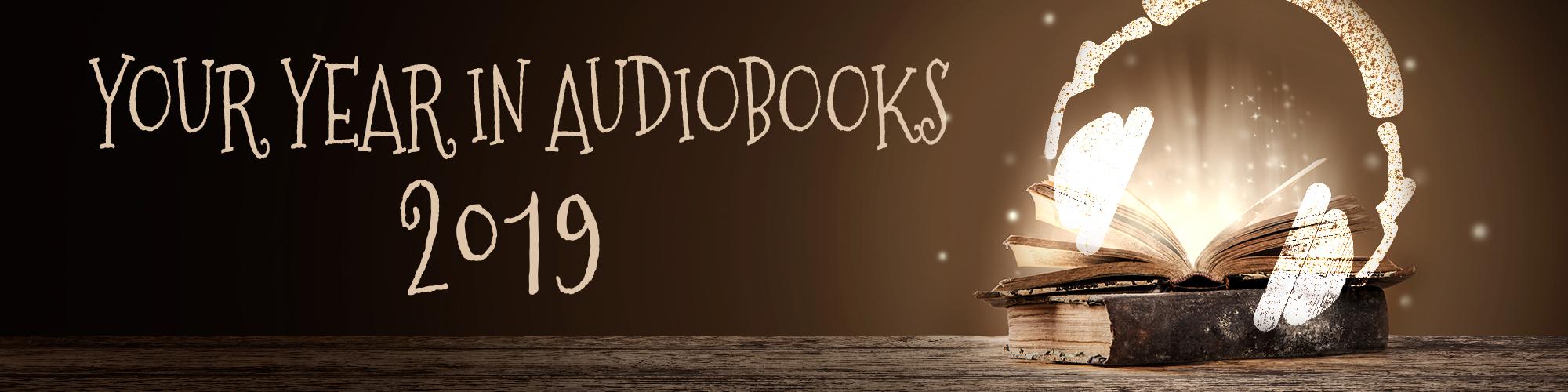 Your 2019 Audiobook Journey
