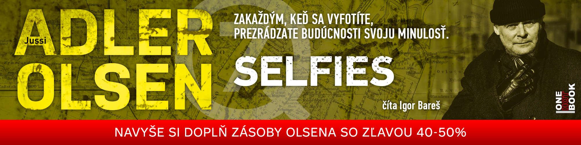 Selfies akce