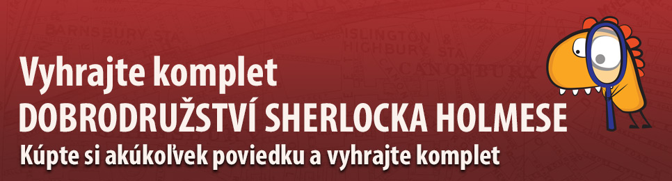 Sherlock soutěž