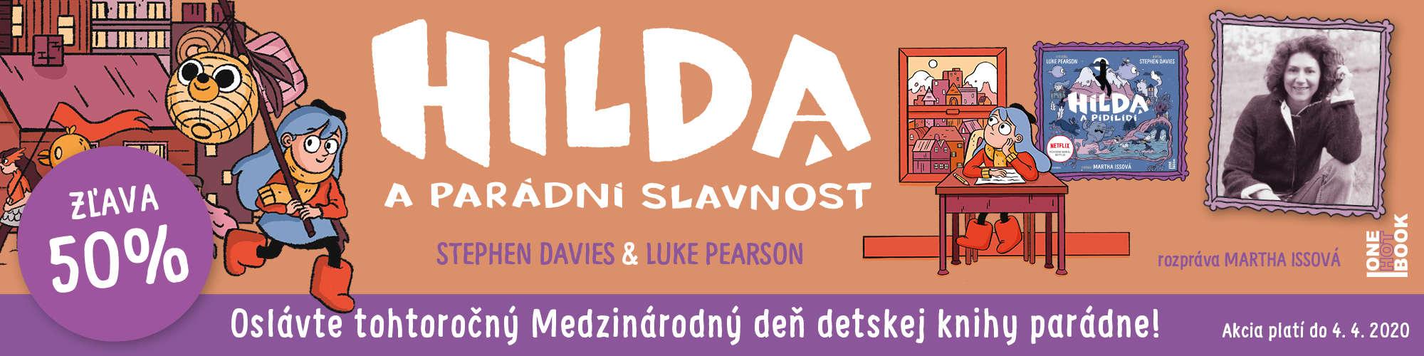 Hilda akce