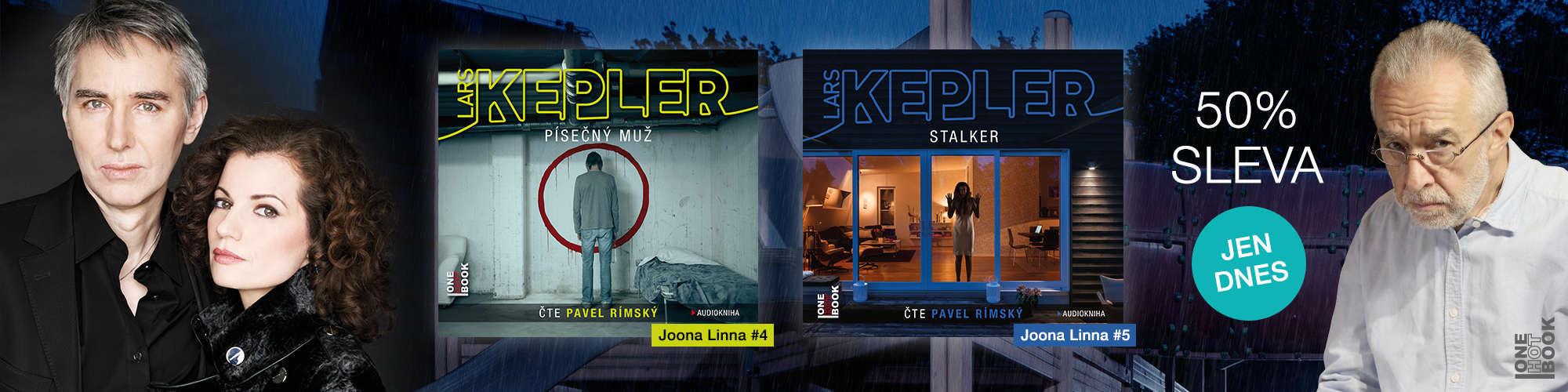 Kepler pondělí