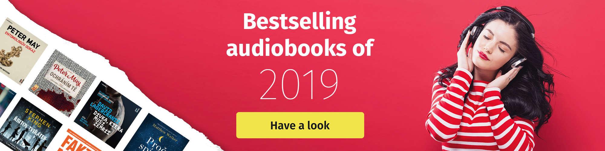 Bestsellery 2019