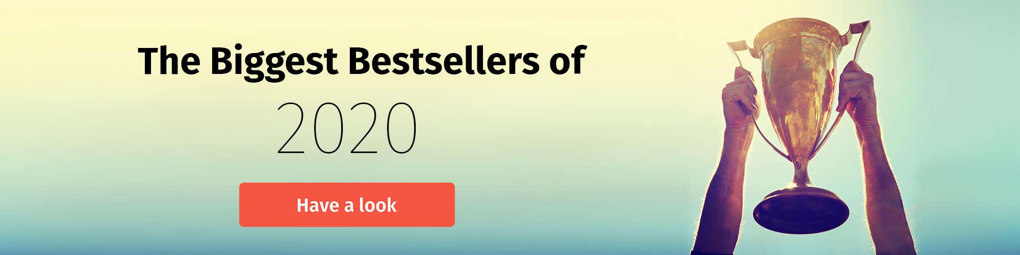 Bestsellery 2020