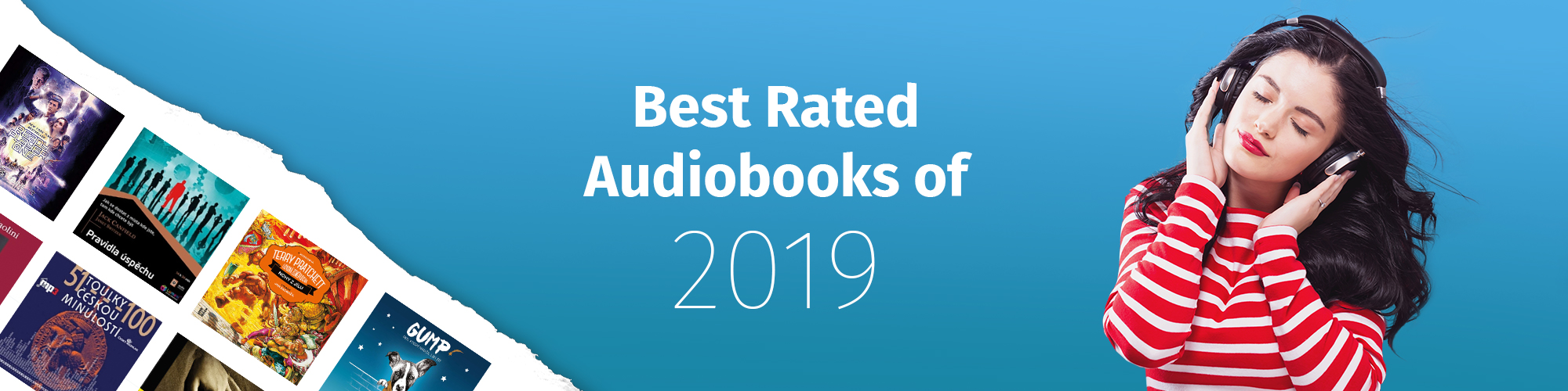 Best Rated Audiobooks of 2019
