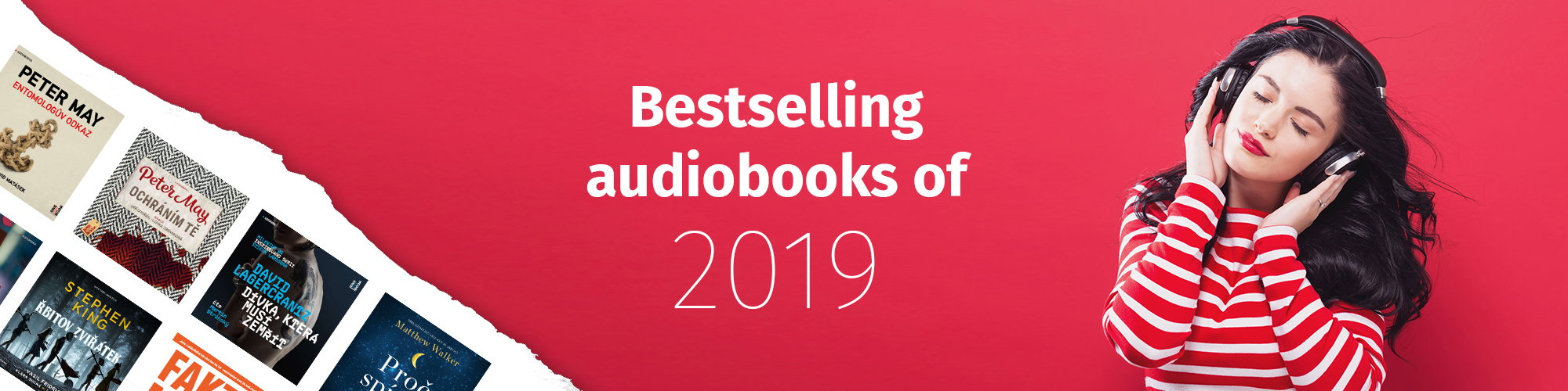 Bestselling Audiobooks of 2019