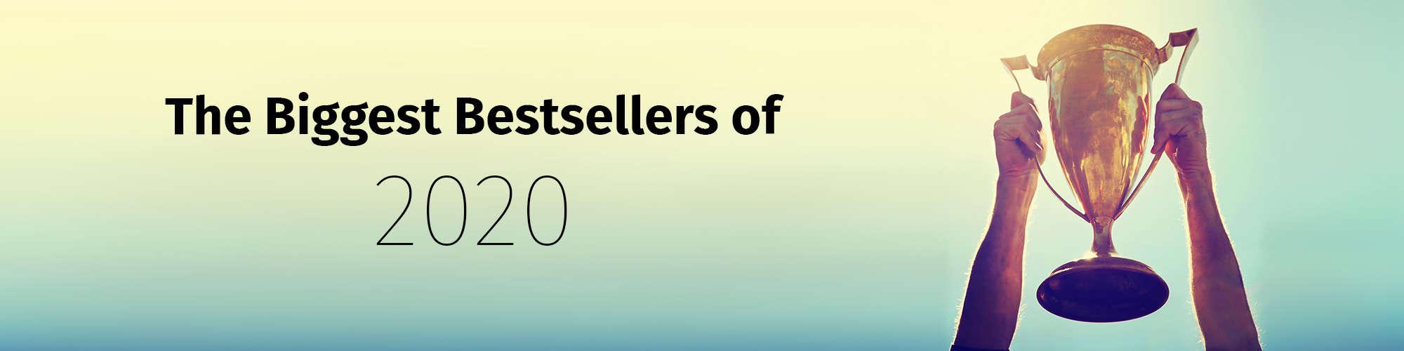 Biggest Bestsellers of 2020