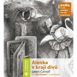 Audiokniha Alenka v kraji divů - Lewis Carroll - Jiří Ornest
