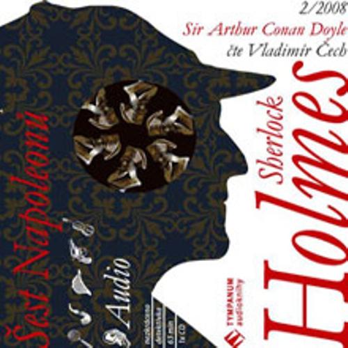 Sherlock Holmes 2 – Šest Napoleonů - Arthur Conan Doyle (Audiokniha)