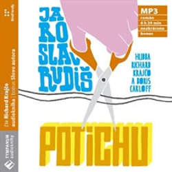 Audiokniha Potichu - Jaroslav Rudiš - Richard Krajčo