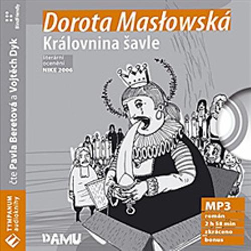 Královnina šavle - Dorota Maslowská (Audiokniha)