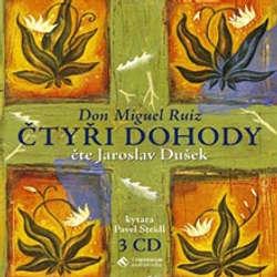 Audiokniha Čtyři dohody - Don Miguel Ruiz - Jaroslav Dušek