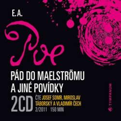Audiokniha Pád do Maelstromu a jiné povídky - Edgar Allan Poe - Vladimír Čech
