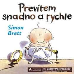 Audiokniha Prevítem snadno a rychle - Simon Brett - Václav Postránecký