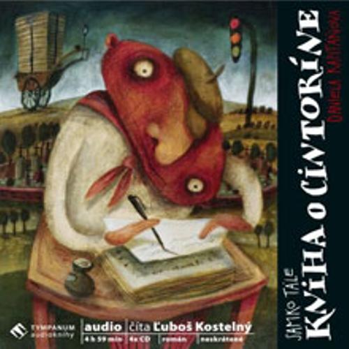 Kniha o cintoríne – Samko Tále - Daniela Kapitáňová (Audiokniha)