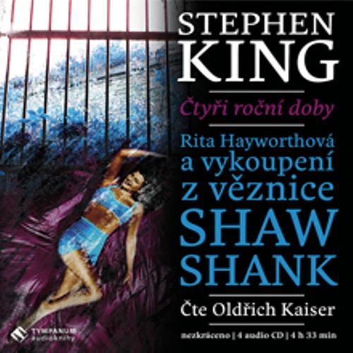 Vykoupení z věznice Shawshank - Stephen King (Audiokniha)