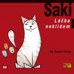 Audiokniha Léčba neklidem - Hector Hugh Munro - Saki - Rudolf Pellar