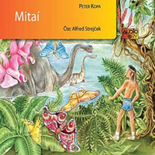 Mitaí - Peter Kopa (Audiokniha)