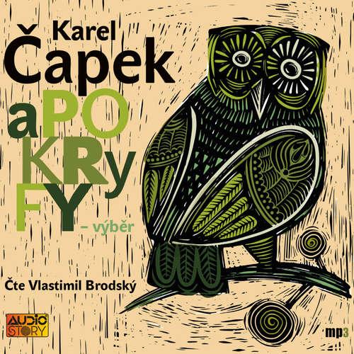 Audiokniha Apokryfy - výběr - Karel Čapek - Vlastimil Brodský