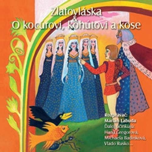 Audiokniha Najkrajšie rozprávky 2 - Rôzni autori - Marián Labuda