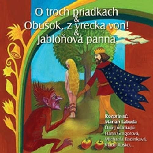 Audiokniha Najkrajšie rozprávky 3 - Rôzni autori - Marián Labuda