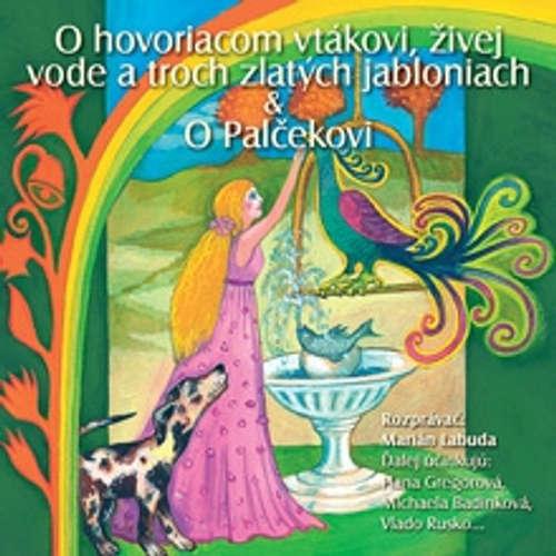 Audiokniha Najkrajšie rozprávky 4 - Rôzni autori - Marián Labuda