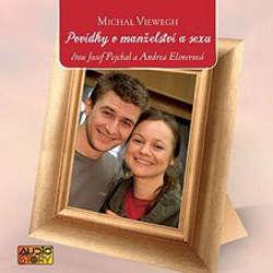 Audiokniha Povídky o manželství a sexu - Michal Viewegh - Andrea Elsnerová