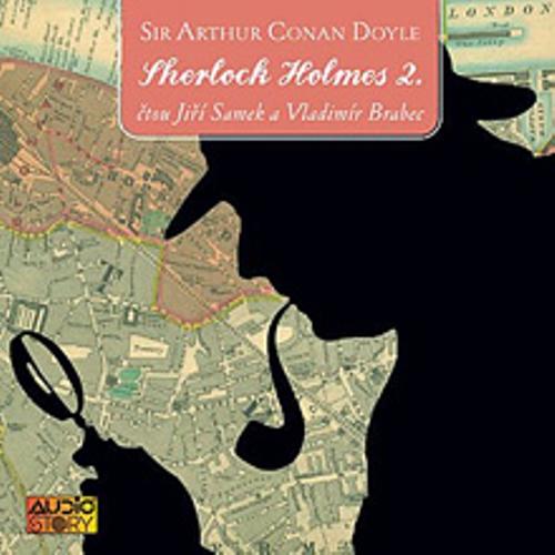 Sherlock Holmes 2 - Arthur Conan Doyle (Audiokniha)