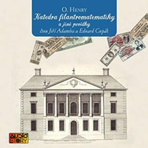 Audiokniha Katedra filantromatematiky - O. Henry - Eduard Cupák