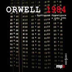 Audiokniha 1984 - George Orwell - Jiří Ornest