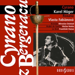 Cyrano z Bergeracu - Edmond Rostand (Audiokniha)