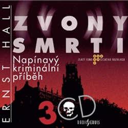 Audiokniha Zvony smrti - Ernst Hall - Pavel Kunert