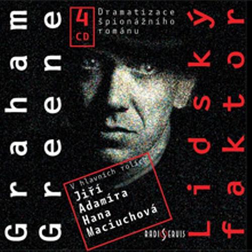 Lidský faktor - Graham Greene (Audiokniha)