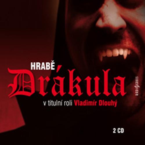 Hrabě Drákula - Bram Stoker (Audiokniha)