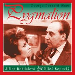Pygmalion - George Bernard Shaw (Audiokniha)