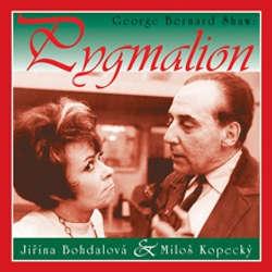 Audiokniha Pygmalion - George Bernard Shaw - Jiřina Bohdalová