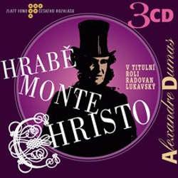 Audiokniha Hrabě Monte Christo - Alexandre Dumas st. - Radovan Lukavský