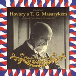 Hovory s T. G. Masarykem - Karel Čapek (Audiokniha)