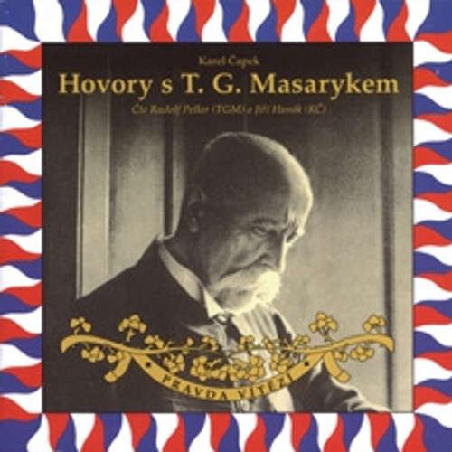 Audiokniha Hovory s T. G. Masarykem - Karel Čapek - Rudolf Pellar