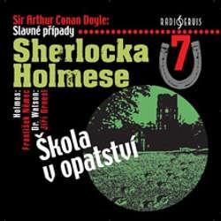 Audiokniha Slavné případy Sherlocka Holmese 7 - Arthur Conan Doyle - Jiří Ornest
