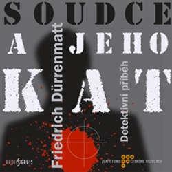 Audiokniha Soudce a jeho kat - Friedrich Dürrenmatt - Lukáš Hlavica