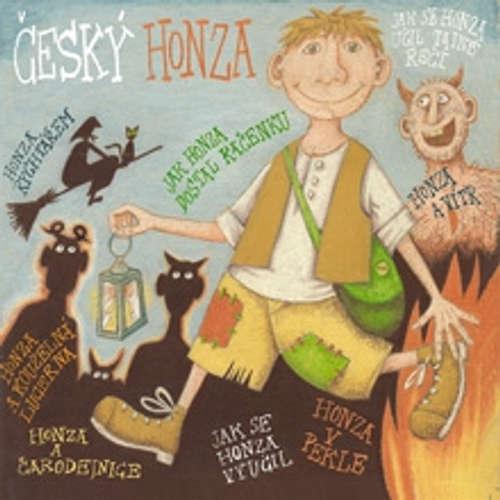 Audiokniha Český Honza - Různí autoři - Lukáš Hlavica