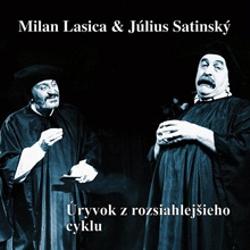 Úryvok z rozsiahlejšieho cyklu - Milan Lasica (Audiokniha)