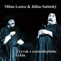 Audiokniha Úryvok z rozsiahlejšieho cyklu - Milan Lasica - Milan Lasica