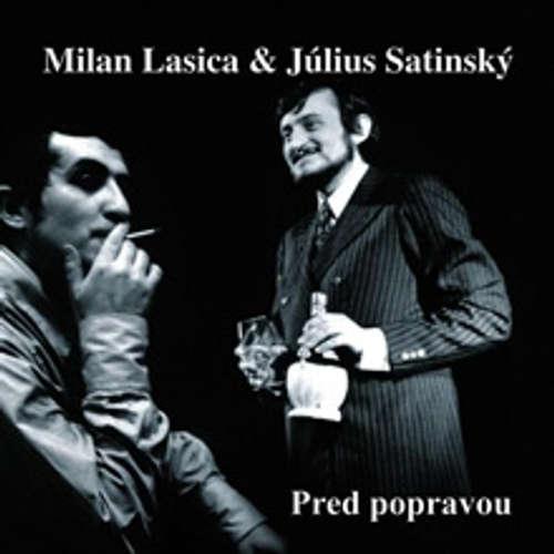 Audiokniha Pred popravou - Milan Lasica - Milan Lasica