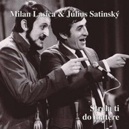 Audiokniha Strela Ti do matere - Milan Lasica - Milan Lasica