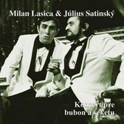 Koncert pre bubon a sekeru - Milan Lasica (Audiokniha)