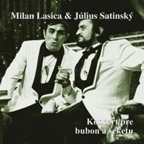 Audiokniha Koncert pre bubon a sekeru - Milan Lasica - Milan Lasica