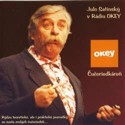 Audiokniha Čučoriedkáreň - Július Satinský - Július Satinský