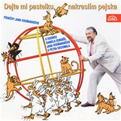 Dejte mi pastelku, nakreslím pejska - Jan Vodňanský (Audiokniha)