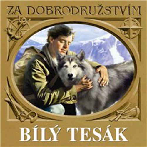 Bílý tesák - Jack London (Audiokniha)